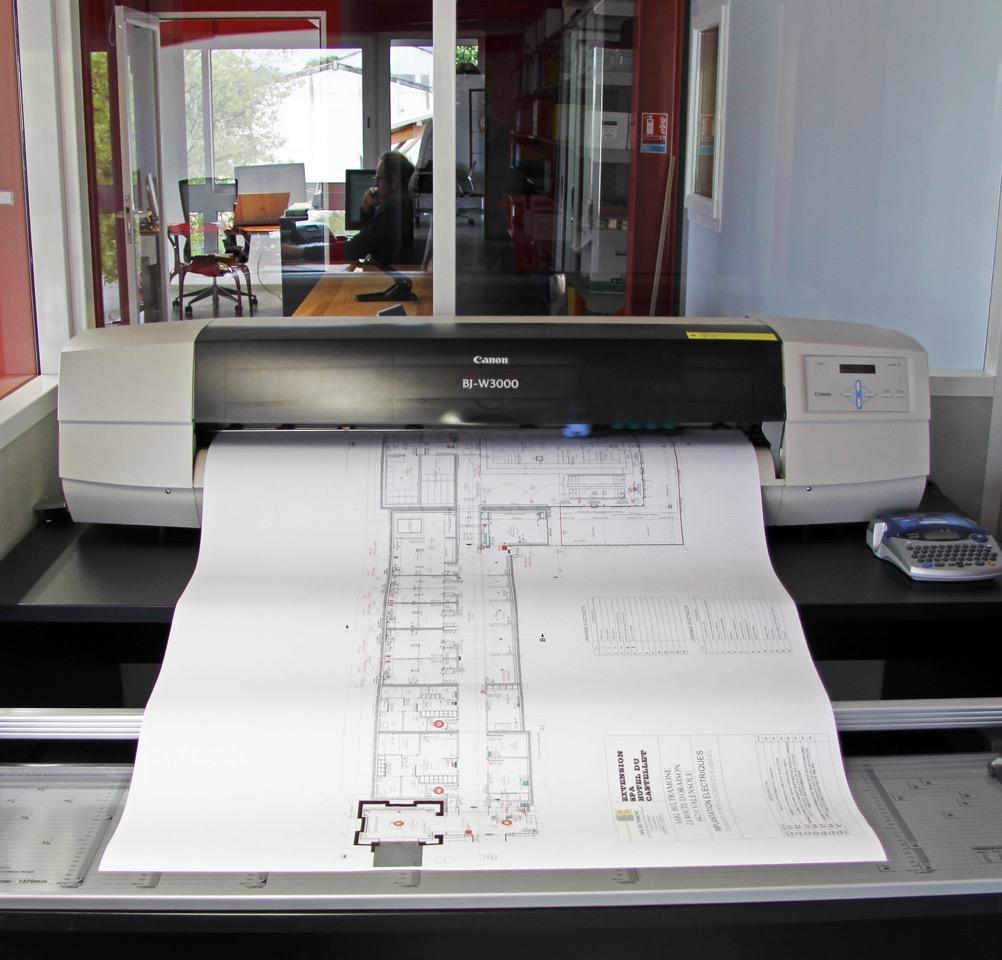 Imprimante-canon