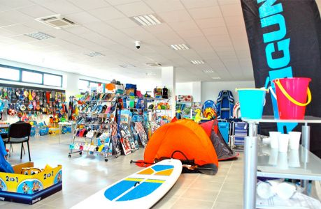 electricite-magasin-sport